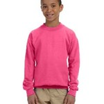 Gildan Heavy Blend™ Youth 8 oz., 50/50 Fleece Crew