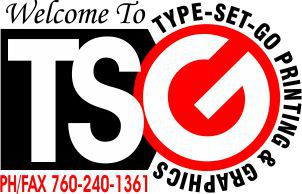 Type-Set-Go Printing & Graphics